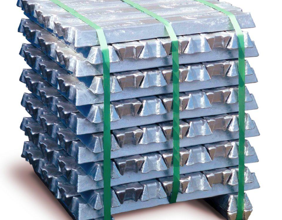 Aluminium Massel