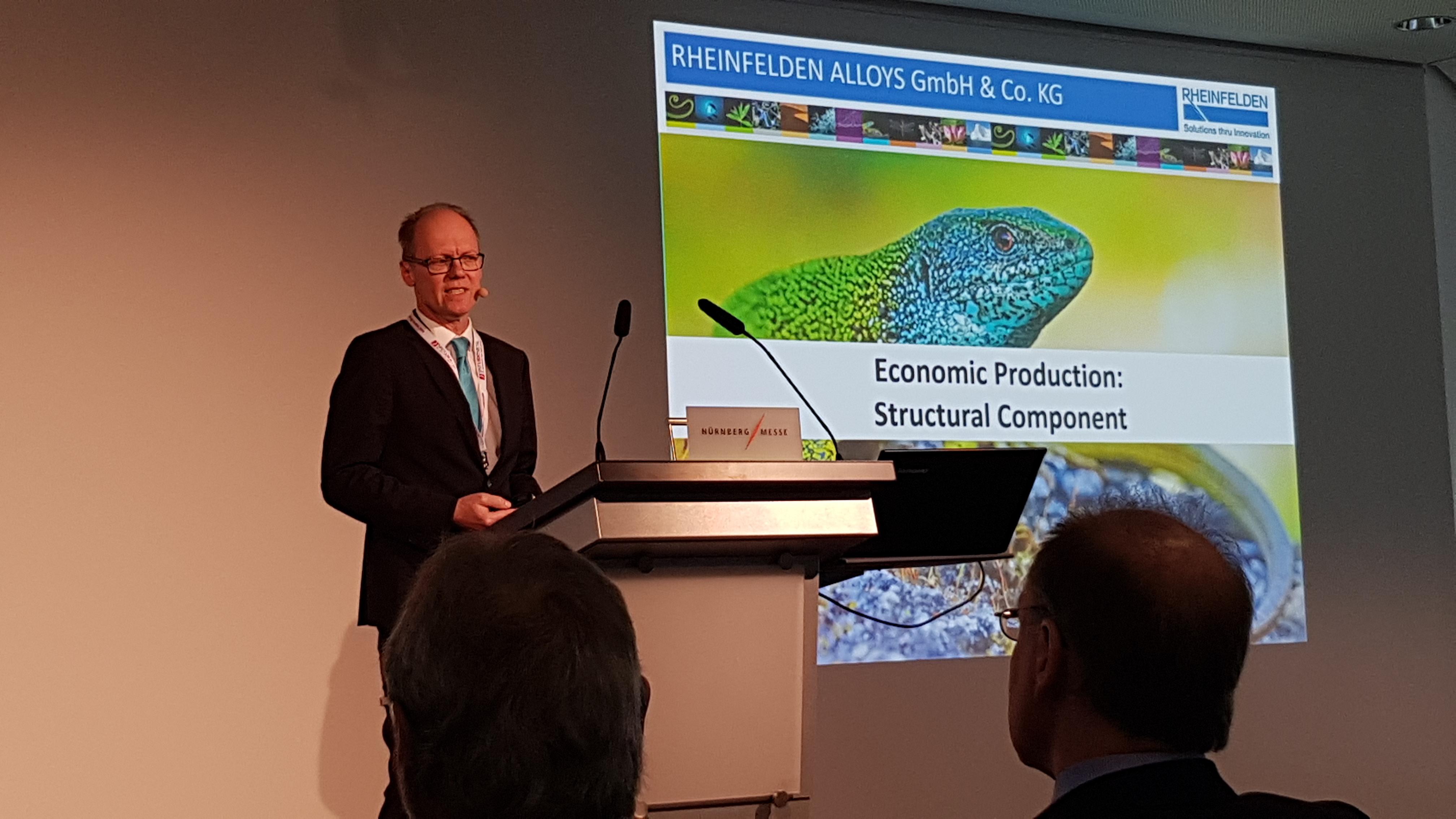 Vortrag Wiesner Euroguss 2020
